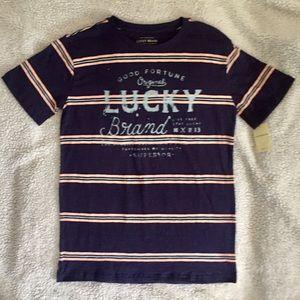 Lucky Brand striped T-shirt